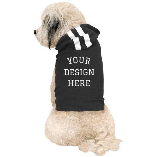 Create a Customizable Dog Hoodie