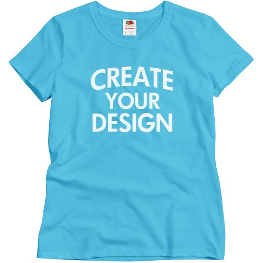 Create a Personalized Comfy Tee