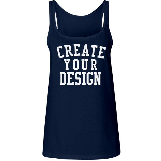 Create a Personalized Ringspun Tank