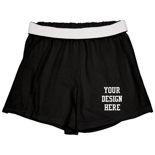 Create Custom Cheer Shorts For Groups