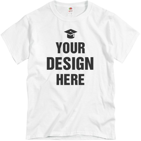 Create Custom Graduation Tees For Family