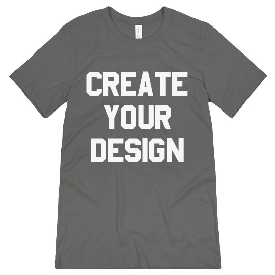 Create Custom Group Tees
