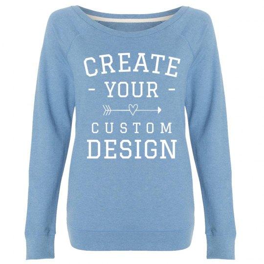 Create Your Custom Cozy Sweatshirt