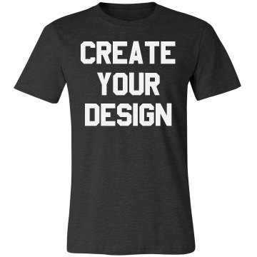 Create your Custom Jersey Tee