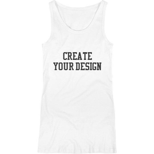 Create your Custom Maternity Tank