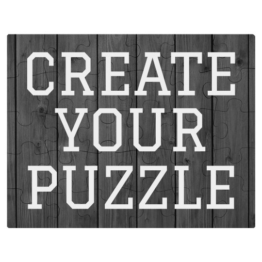 Create your Custom Puzzle
