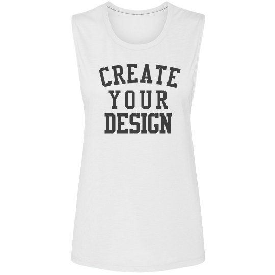 Create your Custom Workout Tank