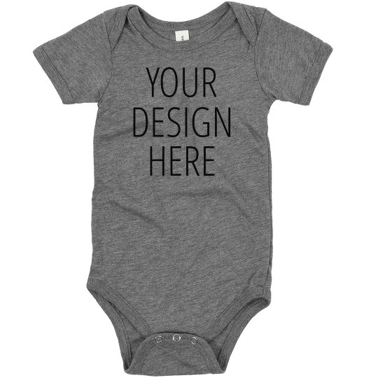 Create Your Own Baby One Piece