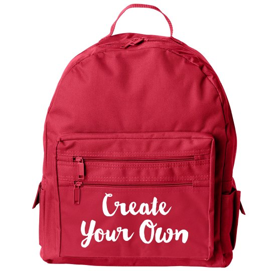 Create Your Own Back To School Bag