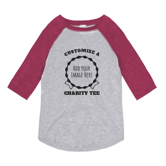 Create Your Own Charity Event Tee