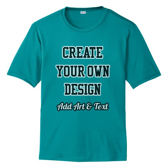 Create Your Own Charity Race Tees