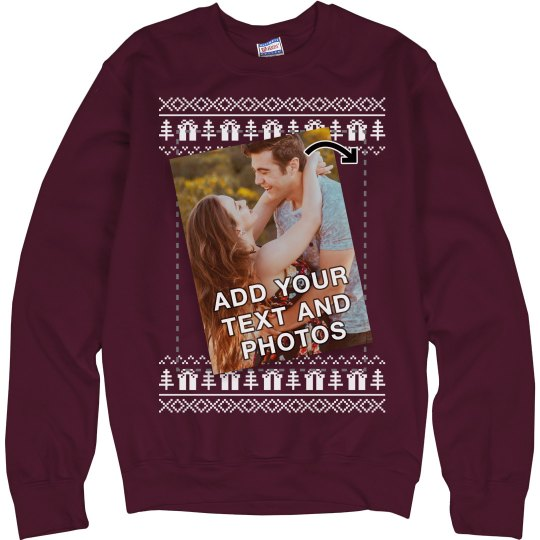 Create Your Own Christmas Sweater
