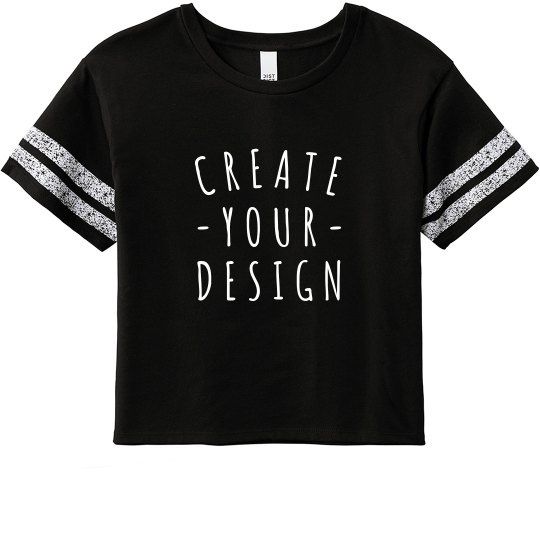 Create Your Own Crop Top