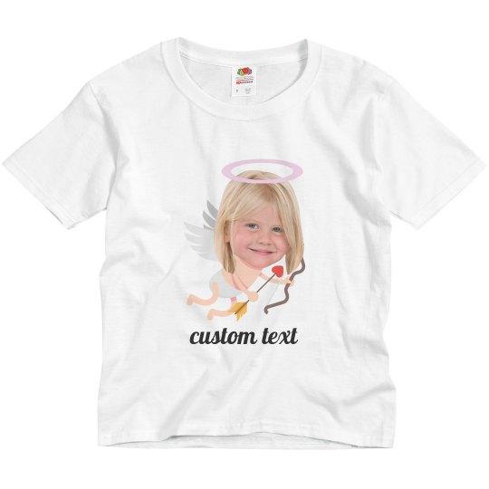 Create Your Own Cupid Kids Tee