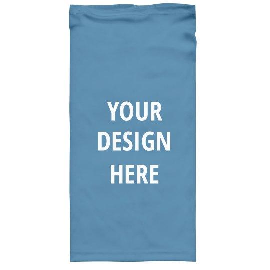Create Your Own Custom Gaiter Mask