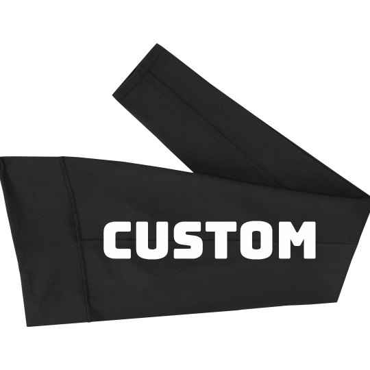 Create Your Own Custom Leggings