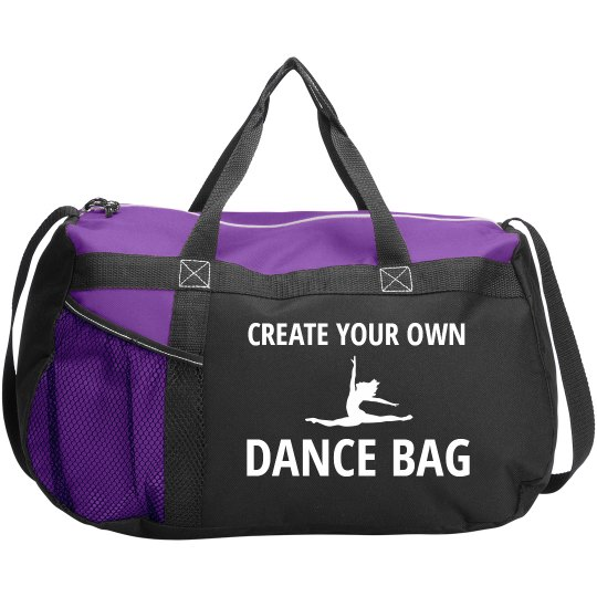 Create Your Own Dance Bag