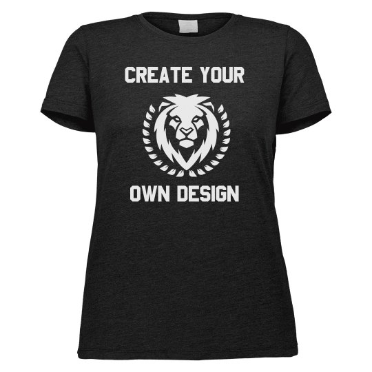 Create Your Own Design T-Shirt