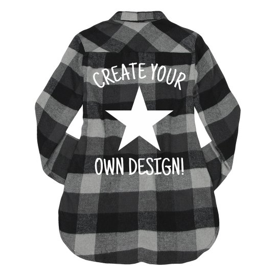 Create Your Own Fall Fashion Flannel
