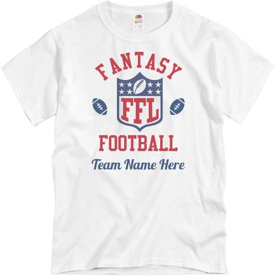 Create Your Own Fantasy Football