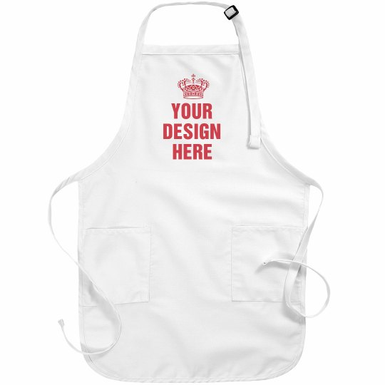 Create Your Own Father's Day Apron