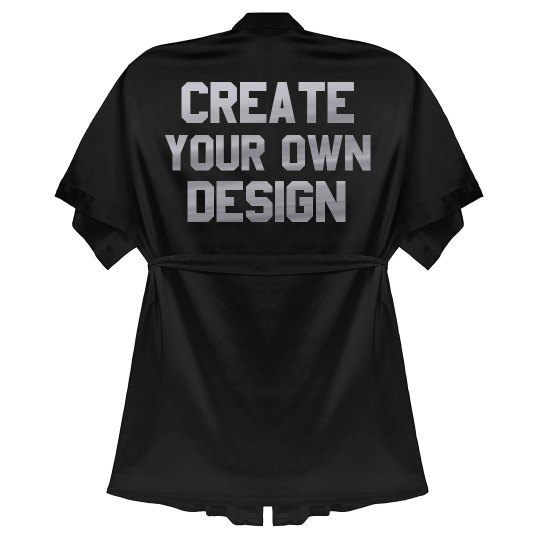 Create Your Own Metallic Print