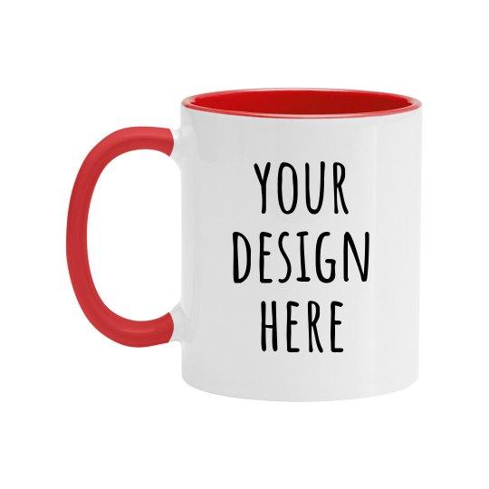 Create Your Own Teacher Gift Mug