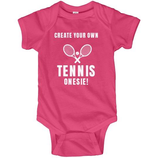 Create Your Own Tennis Bodysuit
