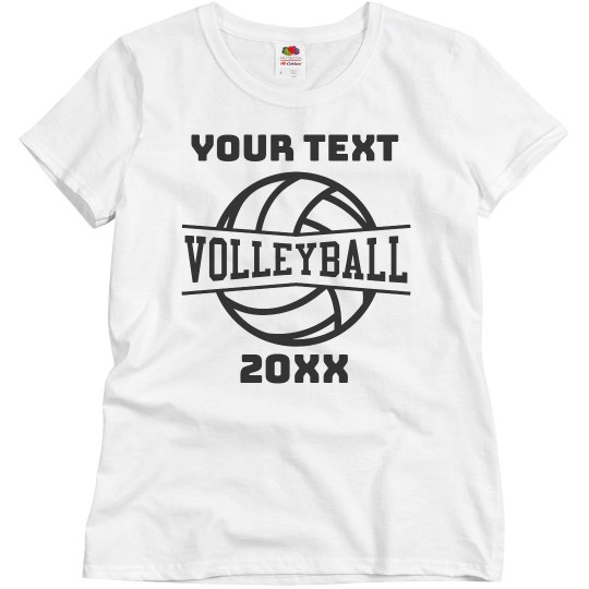 Create Your Own Volleyball Gear