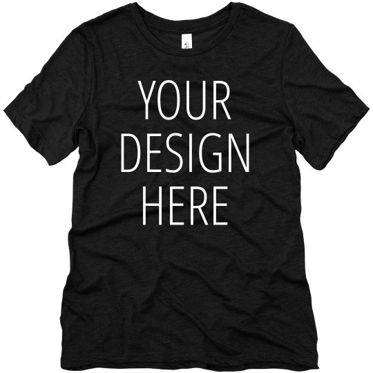 Create Your Own Women's T-Shirt