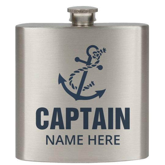 Creative Father's Day Captain Gift