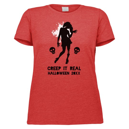 Creep It Real Halloween 20xx T-Shirt