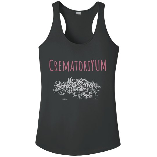 CrematoriYUM Tank