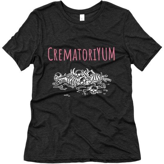 CrematoriYUM T-Shirt