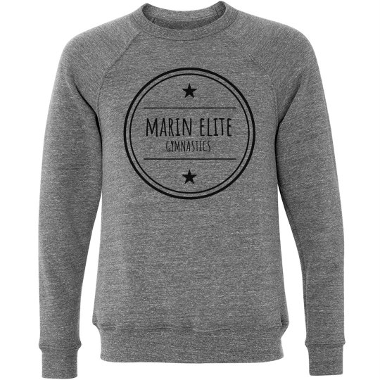 Crew Sweatshirt Circle/Star