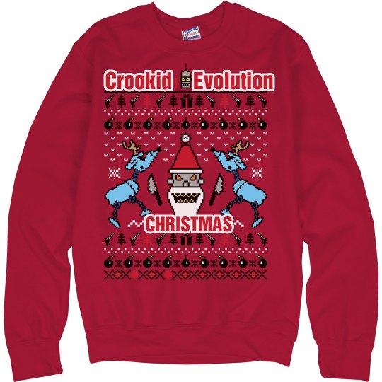 Crookid Evolution Xmas