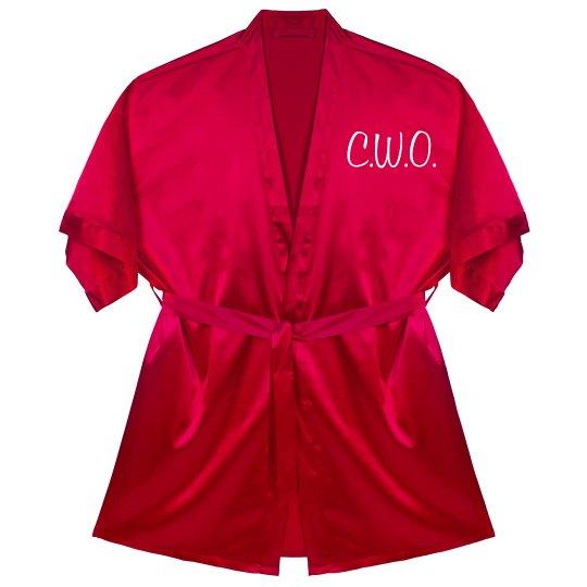 Crookid World Order Robe 2