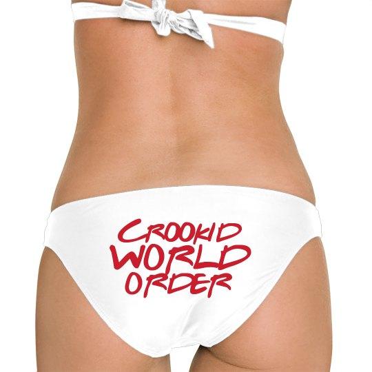 Crookid World Swimsuit