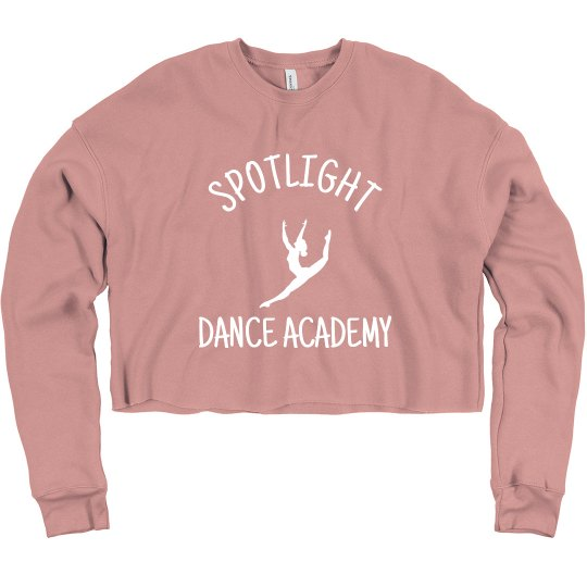 Cropped Sweatshirt-Adult