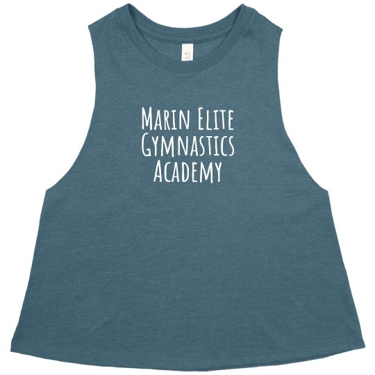 Cropped Tank, Text