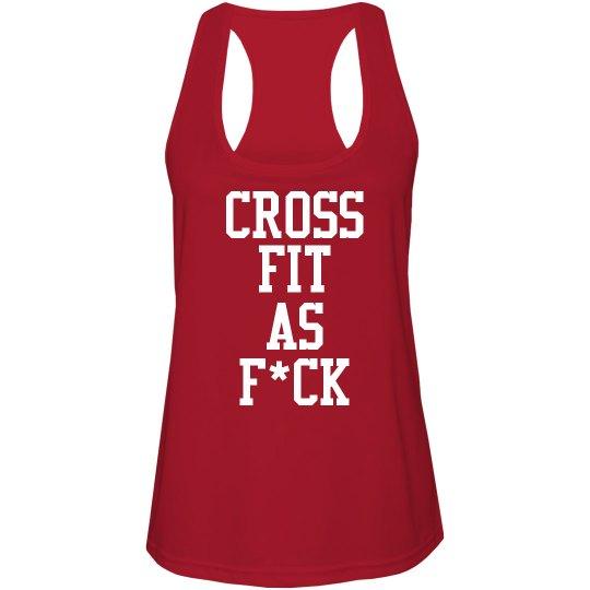 Cross Fit AF Tank