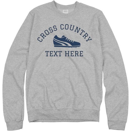 Cross Fit Custom Fall Sweatshirt