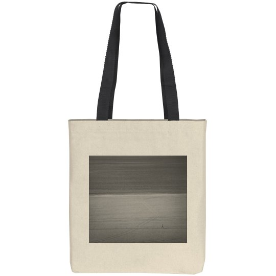 Crossed Path (tote bag)