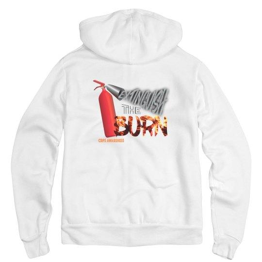 CRPS Extinguish the Burn Hoodie