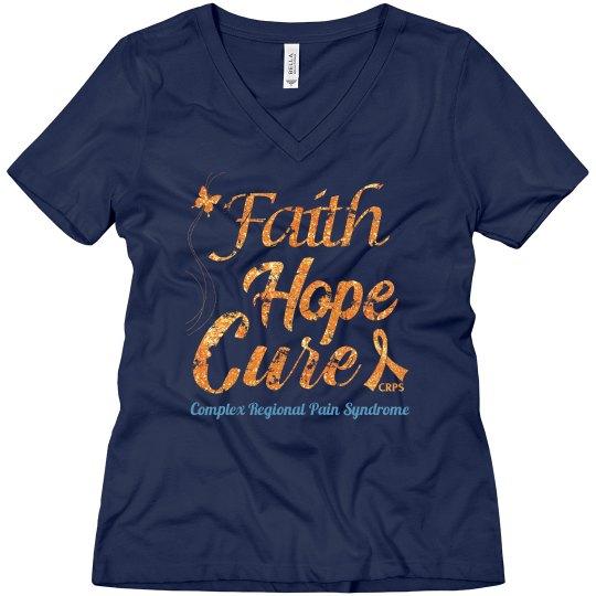 CRPS Faith Hope Cure - Women