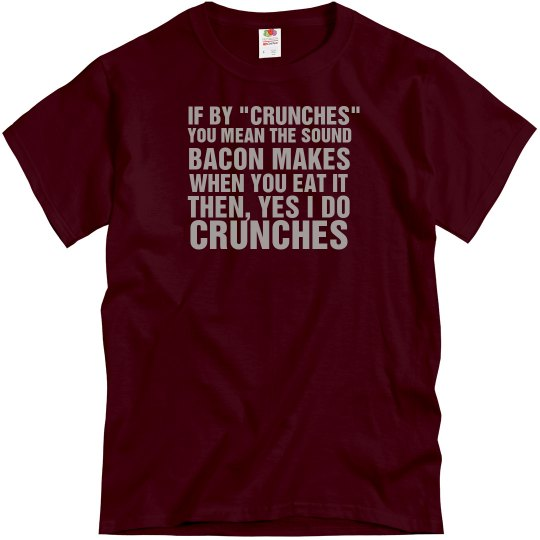 crunches