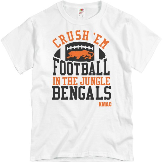 crush em in jungle tshirt