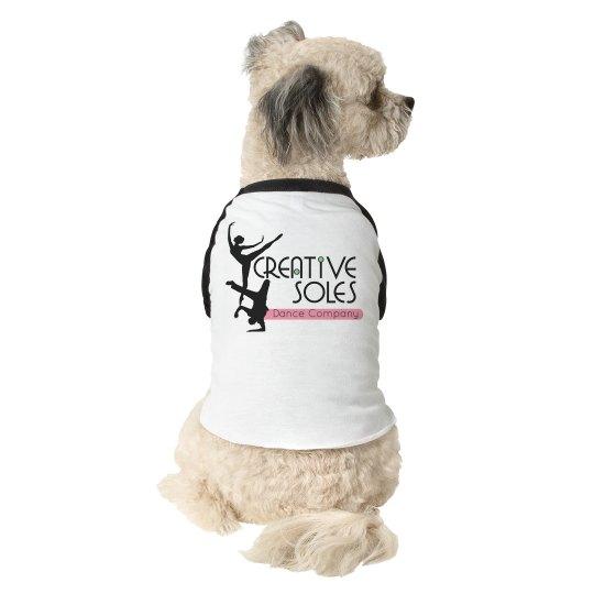 CSDC Logo Dog Tee