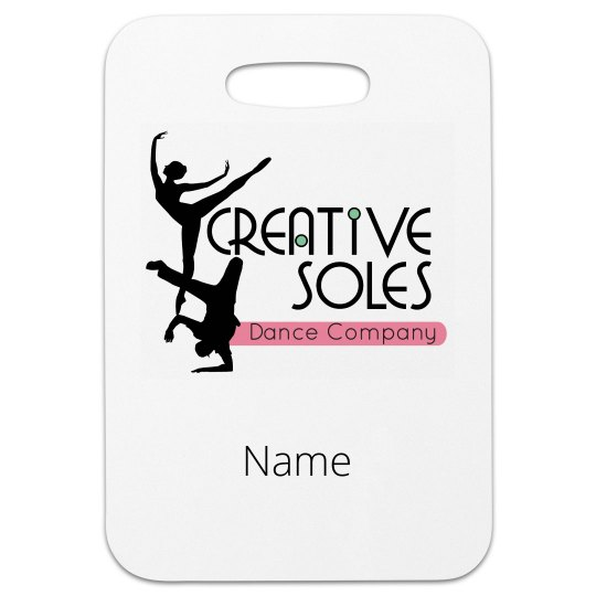 CSDC Luggage / Bag Tag - Personalize