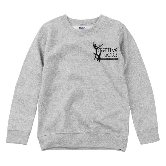 Csdc Youth Logo Sweatshirt
